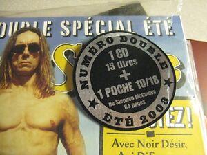 Revue Rolling Stone Numéro double - Spécial été 2003 Gatineau Ottawa / Gatineau Area image 4