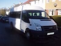 Minibus & Driver for Hire