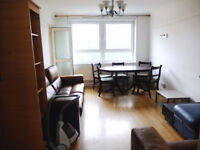 Stunning 3 bed flat with living room and balcony in Hackney ideal for sharers