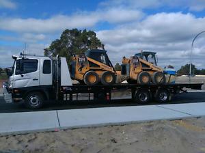 Towing, Tilt Tray, Container Transport, Boat, Caravans, Machiney Rockingham Rockingham Area Preview