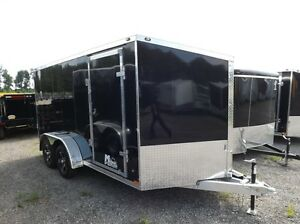 Miska Aluminum Enclosed Cargo Trailers