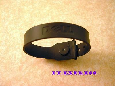 Dell notebook laptop AC Adapter Rubber strap belt cord cable wrap PA-10-12 5T339