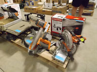 Great Supply of Tools and more at Bryan's Home Reno Auction
