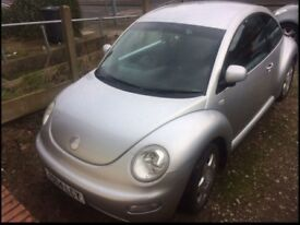 vw beetle NEW MOT 92k miles collection from birmingham