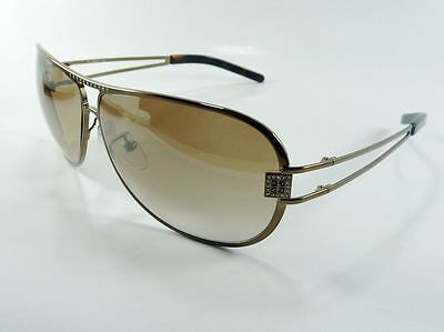 Brand New Givenchy SGV 255S OSCG Bronze/Brown Gradient Sunglasses