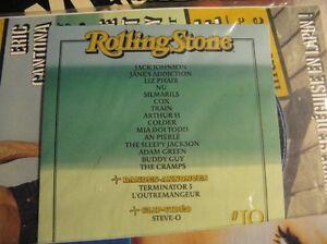 Revue Rolling Stone Numéro double - Spécial été 2003 Gatineau Ottawa / Gatineau Area image 2