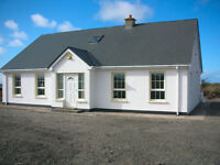 5 bed house Rannafast Gaeltacht Annagry,Donegal near Carrickfinn Blue Flag Beach & Wild Atlantic Way