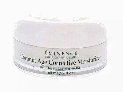 Eminence  Coconut Age Corrective Moisturizer   2 oz  NEW~ FREE SHIPPING Coconut Age Corrective Moisturizer