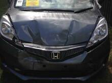 2013 HONDA JAZZ GE AUTO ''VTI-S'',METAL GREY,63950KM Oxenford Gold Coast North Preview