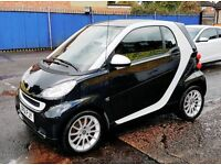 Smart For Two Passion (61 Plate) 33266 Miles