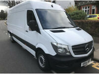 GREAT Extra High Roof Mercedes Sprinter LWB Reliable