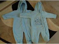 3-6month snow suits