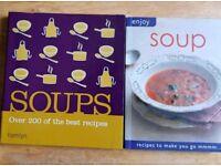 Soup recipe books