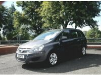 VERY LOW MILES 2013 ZAFIRA 7 SEATER PEOPLE CARRIER s max galaxy alhambra espace Picasso touran
