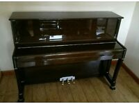 Schubert upright piano, almost new