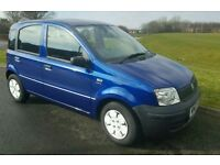 FIAT PAND 1.2 Very Low milage 5 Door Full test