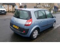 RENAULT SCENIC 1.4 2004 STARTS/DRIVES EXCELLENT ENGINE & GEARBOX