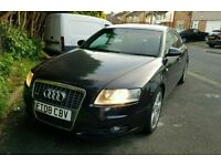 2008 Audi A6 S Line (Fully Loaded with Colour Nav Auto Paddleshift) May Swap P/X