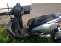 2008 HONDA LEAD 110 cc with MOT