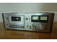 Sony TC-186SD cassette deck