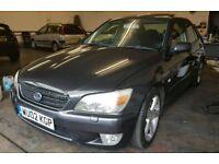 Lexus is 200. 2L petrol 120k AUTOMATIC 8 mot Icars L70LD