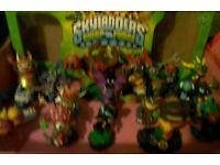 Skylanders figures