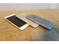 iPhone 6 16/64GB - All Colours