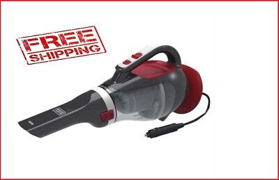 The Best Black and Decker Portable Hand Vacuum Cleaner Auto Car Home 12V