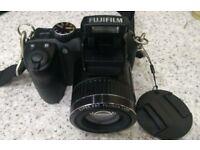 FinePix S4800 Bridge Camera