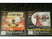 2 x Playstation 1 games