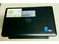 Dell touch screen laptop complete with charger