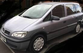 Vauxhall zafira / swaps