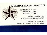 K Star Cleaning Services