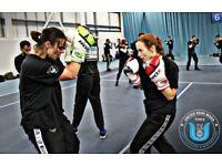 Krav Maga Self-Defence Classes in St Albans, Hatfield, Watford and Luton
