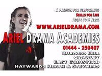 Ariel Drama Acedemy - Free Trials