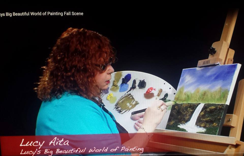 Lucy's World of Painting