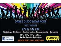 Mobile Disco- DJ & Karaoke