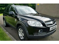 CHEVROLET CAPTIVA 7 SEATER 4x4 DIESEL AUTO - FULL SERVICE HISTORY / 2 KEYS / VGC AUTOMATIC
