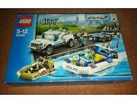 Lego City Police Patrol