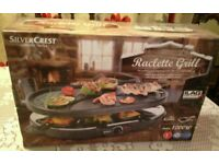 NEW raclette grill