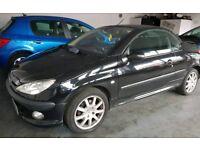 Peugeot 206 2.0 petrol 70k 12 mot ICARS