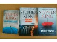Stephen King Hodges Trilogy