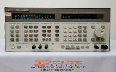 Agilent 8644 A Synthesized Signal Generator