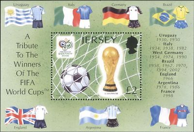 Jersey 2006 WC Football/Sport/Soccer/World Cup/Trophy/Flags/Game 1v m/s (n26335) ()