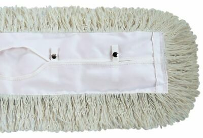 Wilen Permaloop Dust Mop Pad Long Natural Refill