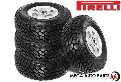 4 X New Pirelli Scorpion MTR LT285/75R16 116Q All Terrain Mud Tires