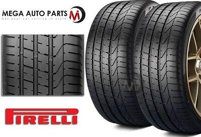 2 Pirelli P-ZERO 275/40ZR20 106Y XL PZERO UHP High Performance Summer Sport Tire