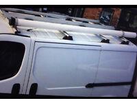 Wanted ex bt roofrack to fit Vauxhall Vivaro 2010