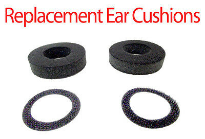 Replacement Cushions ear  pads  BANG & OLUFSEN FORM 2 2i HEADSET headphones (Bang And Olufsen Form 2 Replacement Ear Pads)