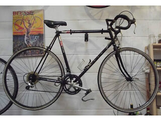 Raleigh racing road bike - 531 REYNOLDS FRAME 21inch 54cm serviced Warranty Welcome Peanut Factory